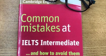 "Review sách ""Common Mistakes at IELTS Advanced and How to avoid them"""