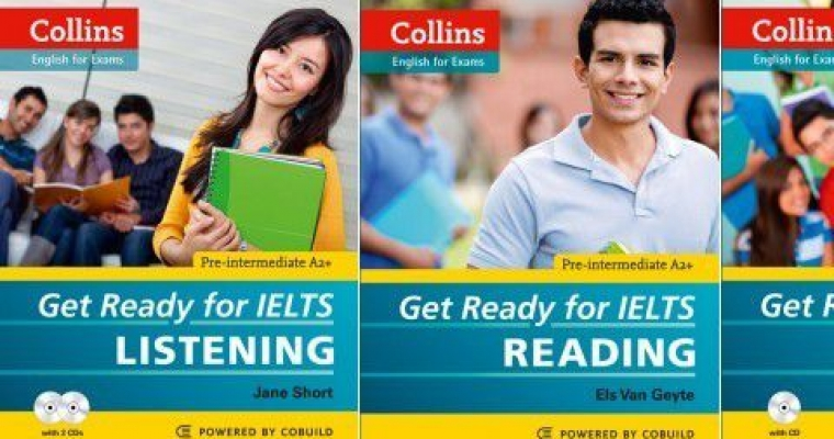Cuốn sách Collins Get ready for IELTS