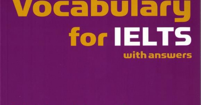 Cuốn sách Cambridge Vocabulary for IELTS [Free Download]